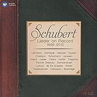 Lieder on Record (1898-2012)