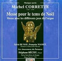 Corrette: Two Masses Organ/Cho