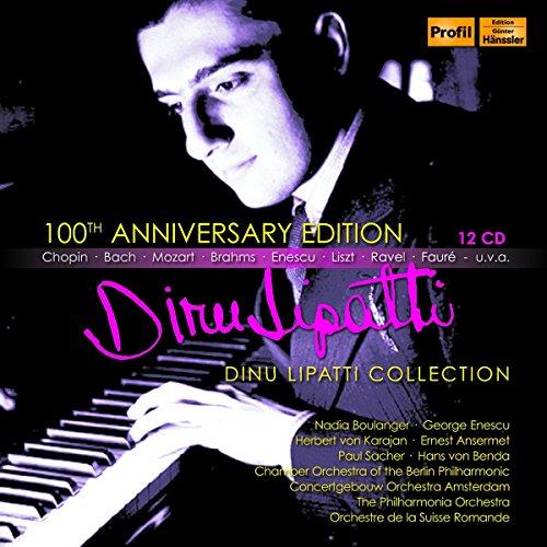 Dinu Lapatti Collection: 100th Anniversary Edition (12CD)