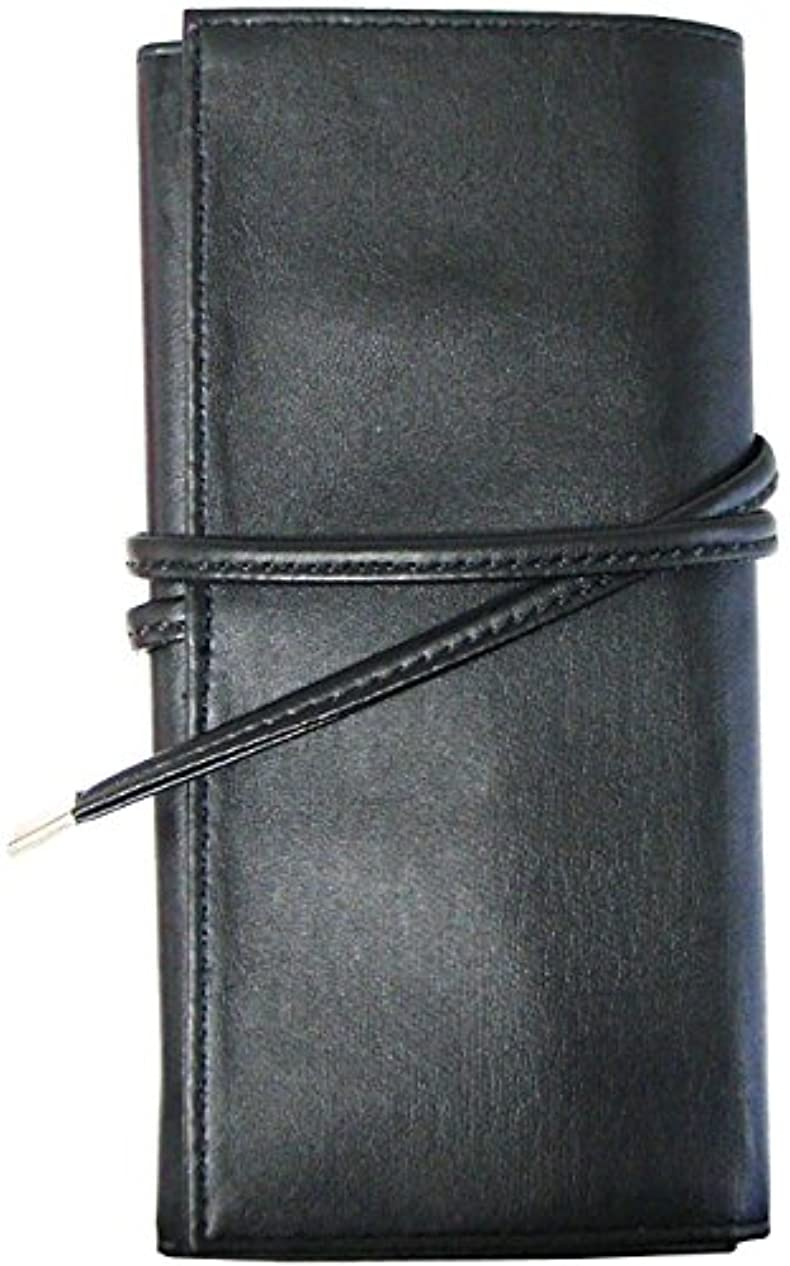 影響力のあるアンタゴニストピンチ10本用ブラシケース ブラック BCH1-BK