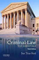 Criminal Law: The Essentials
