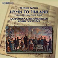 Hymn to Finland : Works for Male Voice Choir