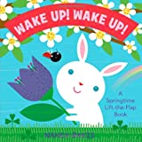 Wake Up! Wake Up! (Springtime Life-The-Flap Books)