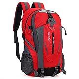 アウトドア 登山 リュック サック 多機能 バックパック スポーツバッグ 通気性 大容量 40L 防水 軽量 登山 ハイキング トレッキング キャンプ …