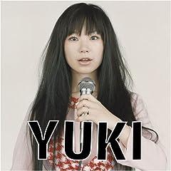 YUKI「三日月」のCDジャケット