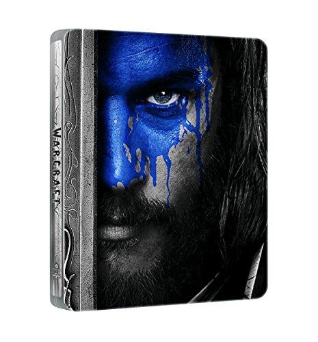 【Amazon.co.jp限定】ウォークラフト スチール・ブック仕様ブルーレイ+特典DVD [Blu-ray] -