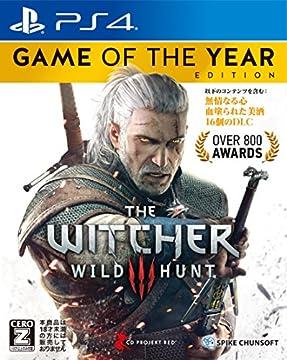 ウィッチャー3 ワイルドハント ゲームオブザイヤーエディション 【CEROレーティング「Z」】 - PS4