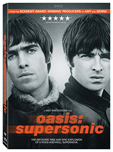 Oasis: Supersonic [DVD] [Import]の詳細を見る
