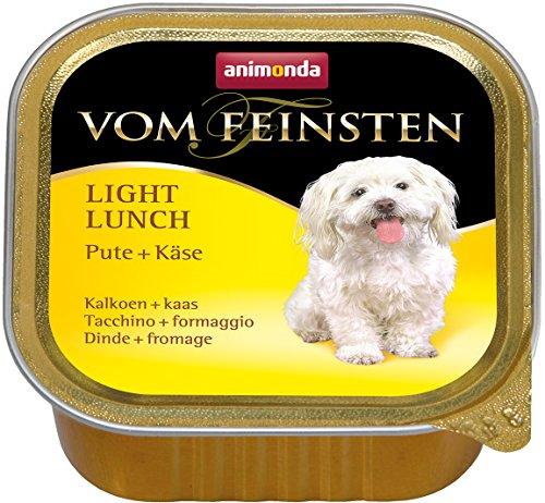 アニモンダ フォムファインステン ライトランチ 七面鳥・チーズ 150g (犬用)