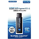 スーパータレント USB3.0フラッシュメモリ 16GB ワンプッシュスライド ST3U16ES12