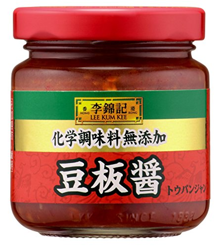 S&B 李錦記 豆板醤 化学調味料無添加 90g×6個