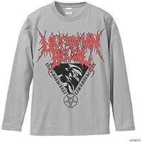 ウルトラマン - ULTRA KAIJU JUSTICE 06 ウルトラマンベリアル L/S Tシャツ グレイ [Sサイズ]