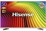 ハイセンス 50V型 4K対応 液晶 テレビ HDR対応 外付けHDD 録画 裏番組録画 メーカー3年保証 HJ50N5000