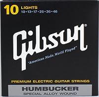 GIBSON SEG-SA10 エレキギター弦×3セット