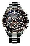 [CITIZEN] 腕時計 アテッサ ATTESA エコ・ドライブGPS衛星電波時計 ダブルダイレクトフライト ACT Line CC4016-67E メンズ ブラック