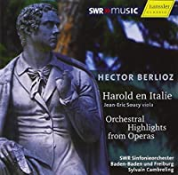 Harold in Italy by HECTOR BERLIOZ (2009-10-13)