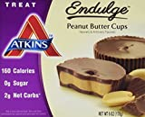海外直送品 Atkins Endulge Bar Peanut Butter Cup, 5 PK