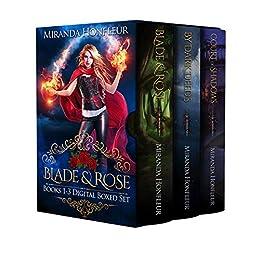 Blade and Rose: Books 1-3 Digital Boxed Set: Blade & Rose, By Dark Deeds, & Court of Shadows by [Honfleur, Miranda]