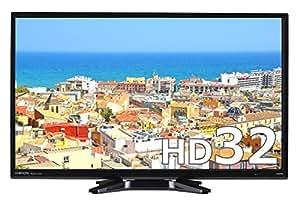 オリオン 32V型 ハイビジョン 液晶 テレビ  NHC-321B 1波(地上デジタル) ブルーライトガード搭載 ブラック