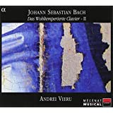 J.S. Bach: Das Wohltemperierte Clavie Vol.2