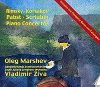 Three Russian Piano Concertos