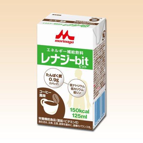『クリニコ レナジーbit コーヒー風味 125ml×24本』のトップ画像