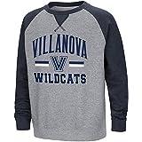 Colosseum Youth Villanova Wildcatsフリースクルーネックスウェットシャツ