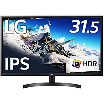 液晶ディスプレイ 31.5型ワイド (ブラック) 32MP58HQ-P 【長期保証付】 LGエレクトロニクス