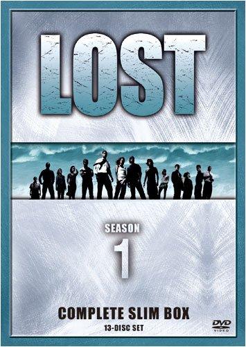 LOST シーズン1 COMPLETE SLIM BOX [DVD]