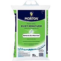 Morton Rust Remover水ソフトニングPellets ( 40lbs。)