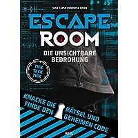 Escape Room: Die unsichtbare Bedrohung - Knacke die Raetsel und finde den geheimen Code