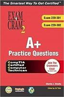 A+ Certification Practice Questions Exam Cram 2 (Exams: 220-301 220-302) [並行輸入品]