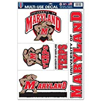 "Maryland Terrapins Ultraデカールセット – 11 "" x 17 """