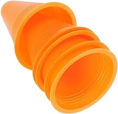 ミニマーカーコーン オレンジ 5個入