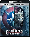シビル・ウォー/キャプテン・アメリカ 4K UHD [4K ULTRA HD+ブルーレイ] [Blu-ray]