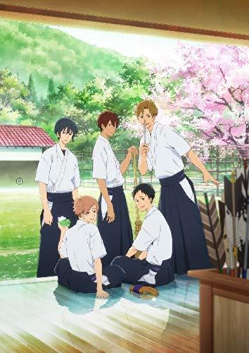 ツルネ -風舞高校弓道部- 第二巻 [Blu-ray]