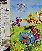 Mom's Plan-It 2019 17-Month Planner