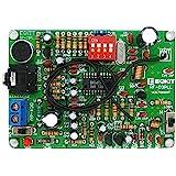 FM ステレオ ワイヤレスマイク BH1417F PLL方式 キット