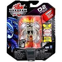Spin Master Year 2010 Bakugan Gundalian Invaders D2 BakuDouble-Strike Series ... by Bakugan [並行輸入品]