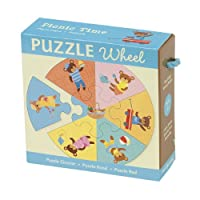 Picnic Time Puzzle Wheel