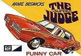 MPC 1/25 1969ポンティアックGTO ファニーカー スーパージャッジ