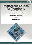 ロッシュ : 旋律的練習曲 第1巻  (トロンボーン教則本) カール・フィッシャー出版