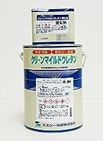 クリーンマイルドウレタン 4kgセット 淡彩色 SR-165【メーカー直送便/代引不可】エスケー化研 外壁 塗料