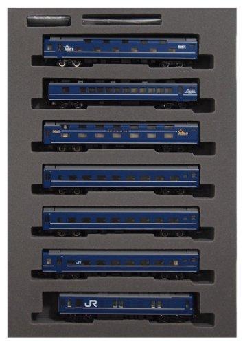 TOMIX Nゲージ 92833 24系25形特急寝台客車 (なは) セット