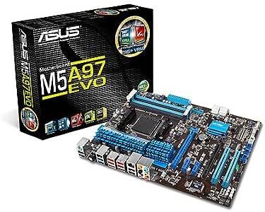 AMD 970チップセット搭載マザーボード M5A97 EVO 【ATX】