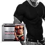 【正規販売】SIX-CHANGE(シックスチェンジ) 加圧シャツ 加圧インナー 強力引締