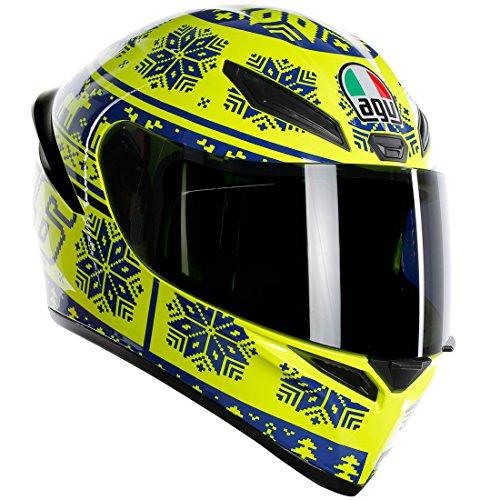 AGV(エージーブイ) バイクヘルメット フルフェイス K1 WINTER TEST 2015 (ウィンター テスト 2015) XL (61-...