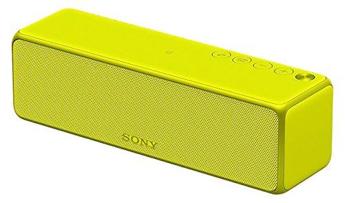 ソニー SONY ワイヤレスポータブルスピーカー h.ear go ハイレゾ対応 Bluetooth/LDAC/Wi-Fi/NFC対応 DSEE HX搭載 ライムイエロー SRS-HG1 Y