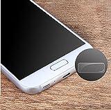 ホームボタンシール Sakula 指紋認証可能 Samsung Galaxy S7 Edge対応 静電吸着 ホームボタン保護シール(12入)