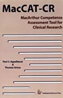 Macarthur Competence Assessment Tool for Clinical Research